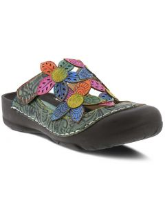 L'Artiste Women's Kalria Green Multi