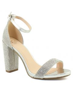 My Delicious Shoes Women's Solo Silver