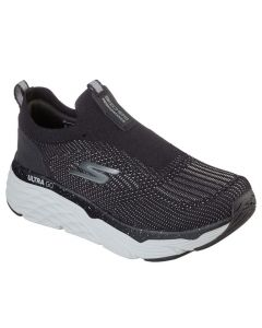 Skechers Fit Women's Max Cushion Elite Promised Day Black Grey