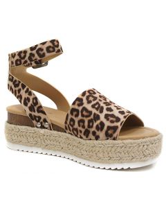 Soda Women's Topic Cheetah