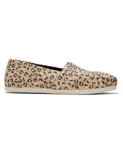 TOMS Women's Alpagarta Cheetah Natural