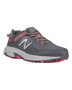 New Balance Women's 410 v6 Dark grey-Pink