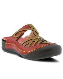 L'Artiste Women's Malty Red Multi