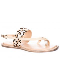 CL By Laundry Women's Reeba Gold Cream Natural