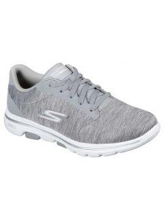 Skechers Women's Go Walk 5 True Lace Grey