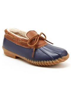 JBU Women's Gwen Duck Shoe Navy