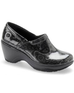 Nurse Mates Women's Bryar Black Patent