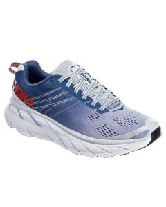 Hoka One One Women's Clifton 6 Plein Air Moonlight Blue