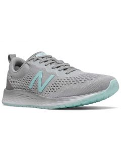 New Balance Women's Fresh Faom Arishi v3 Grey Teal