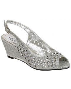 Valenti Franco Women's Glitzy 12 Silver
