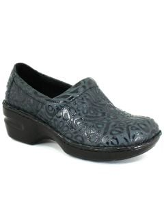 b.o.c Women's Peggy Navy Tooled