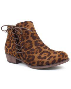 Pierre Dumas Women's Zoey 23 Leopard