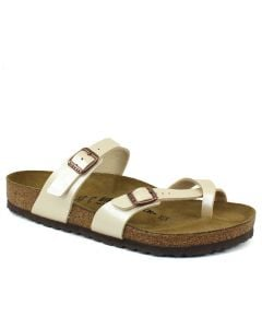 Birkenstock Women's Mayari Birko-Flor Graceful Antique Lace