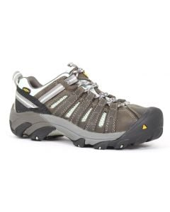 KEEN Women Flint Low Drizzle/Surf Spray