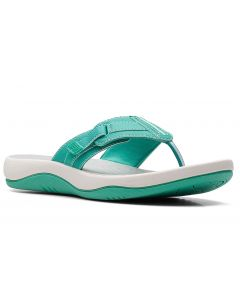 Clarks Women's Sunmaze Wave Turquoise