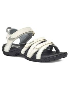 Teva Women's Tirra White Black