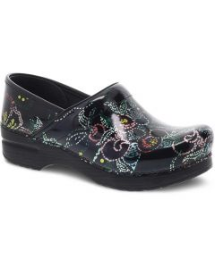 Dansko Women's Professional Dotted Floral