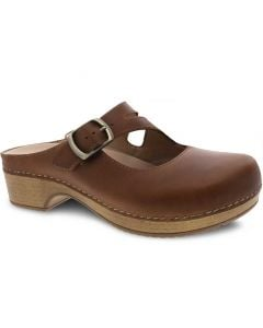 Dansko Women's Britney Tan Oiled