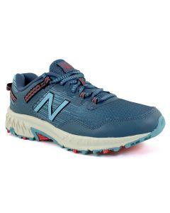 New Balance Women's WT410v6 Stone Blue Wax Blue