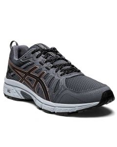Asics Women's Venture 7 Graphite Grey Rose Gold