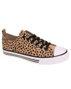 Outwoods Women's Logan 6 Sneaker Cheetah