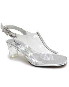 Valenti Franco Women's Lucid 2 Sling Silver
