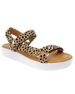 Pierre Dumas Women's Susa 3 Cheetah