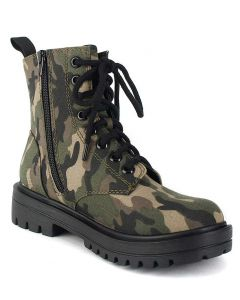 Soda Women's Firm Khaki Camo