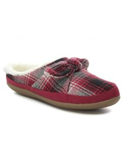 TOMS Women's Ivy Red Plaid