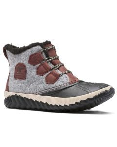 Sorel Women's Out N About Plus Redwood