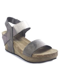 Pierre Dumas Women's Chantel 2 Pewter