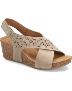 Comfortiva Women's Ellasyn Light Taupe
