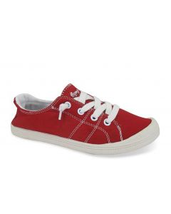 Jellypop Women's Dallas Sneaker Red