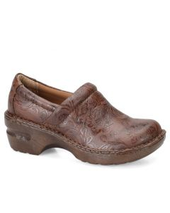 b.o.c Women's Peggy Coffee Tooled