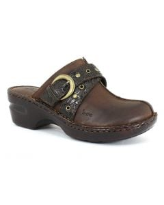 b.o.c Women's Karley Chocolate Tooled