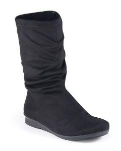 Bussola Women's Coimbra Stretch Mid-Calf Boots