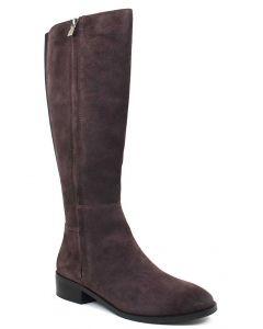 Salvia Women's Nell Riding Boot Dark Grey
