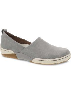 Dansko Women's Reba Grey Vintage Nappa