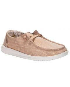 Hey Dude Women's Wendy Sparkling Rose Gold