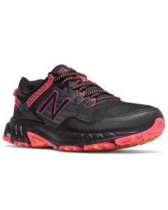 New Balance Women's WT410v6 Black Bright Pink