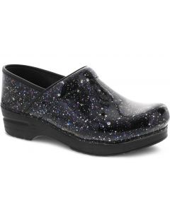 Dansko Women's Professional Colored Dots Patent