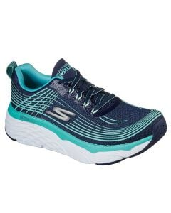 Skechers Women's Max Cushion Elite Navy Turquoise