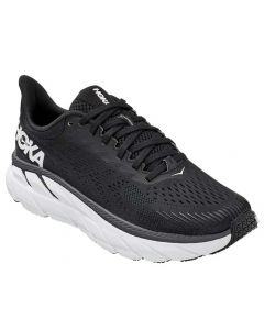 Hoka One One Women's Clifton 7 Black White