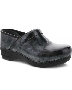 Dansko Women's XP 2.0 Pewter Marbled Patent