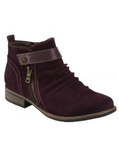 Earth Women's Avani 2 Buckeye Burgundy