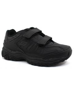 Skechers Men's Final Cut Velcro Black