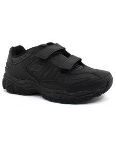 Skechers Men's Final Cut Velcro Black