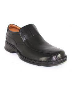 Clarks of England Men's Escalade Step Black