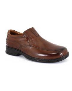 Clarks of England Men's Escalade Step Brown
