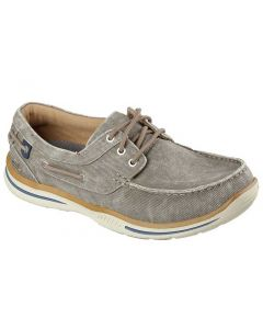 Skechers Men's Elected Horizon Light Brown